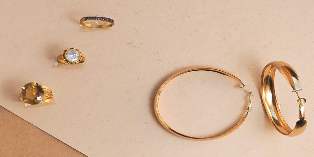 Ideas para cuidar y limpiar las joyas de oro