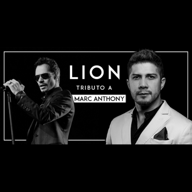 Lion – Tributo a Marc Anthony