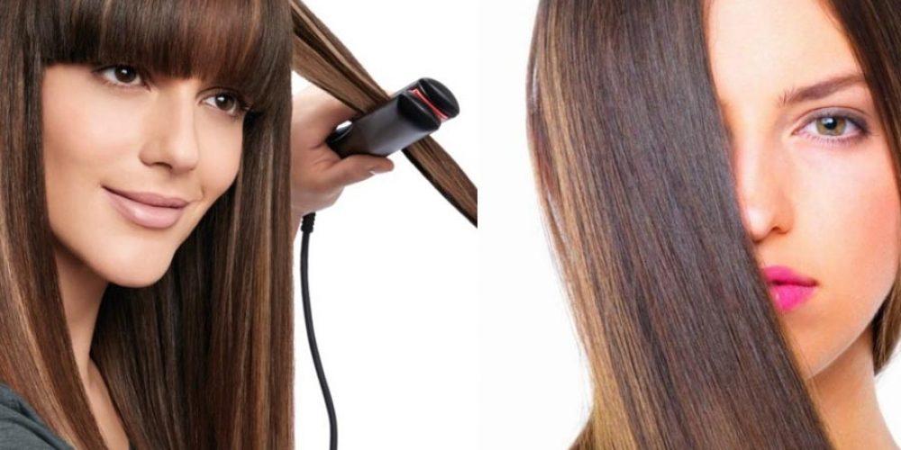 Cómo lograr el alisado perfecto con planchas de cabello