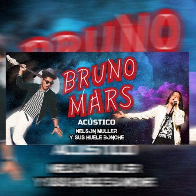 Tributo a Bruno Mars: Acústico