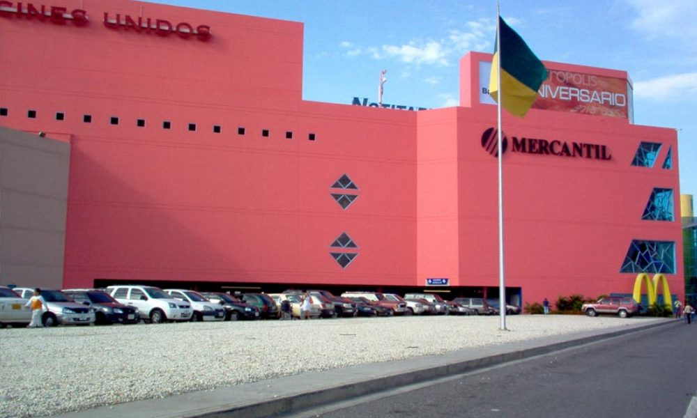 Centro Comercial Metrópolis Valencia