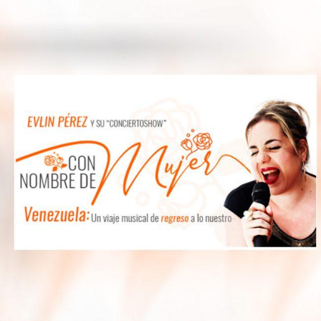 Evlin Pérez – Con Nombre de Mujer