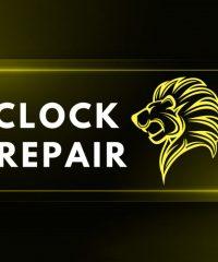 Clock Repair C. A.