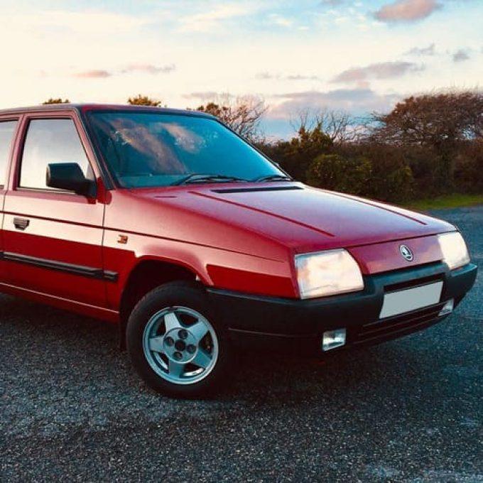 Fiat Skoda (1990) Repuestos Cacique Guaicaipuro C.A.