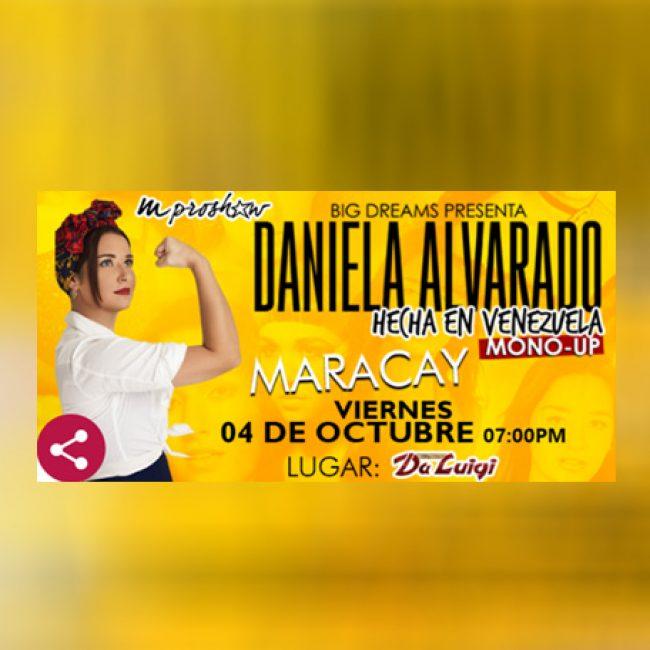 Hecha en Venezuela – Daniela Alvarado