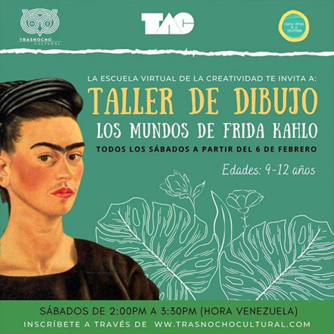 Los dos mundos de Frida Kahlo