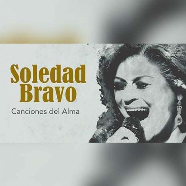Soledad Bravo Canciones del Alma