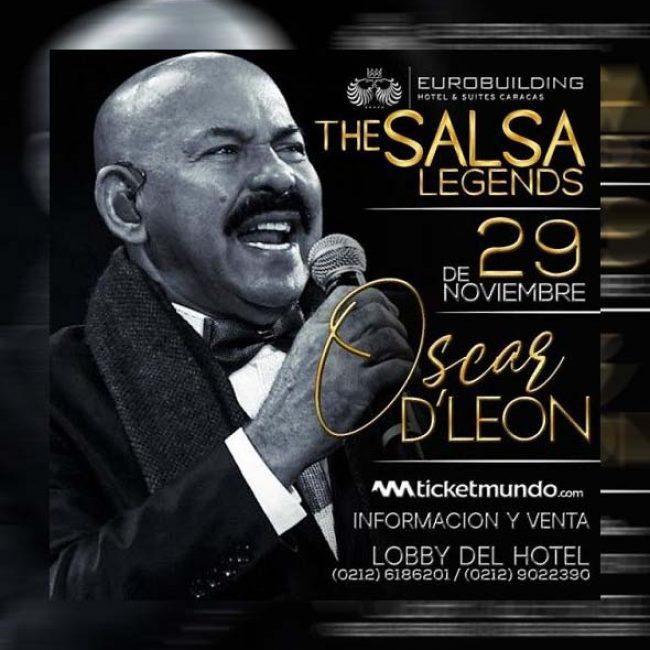 The Salsa Legends: Oscar D' León